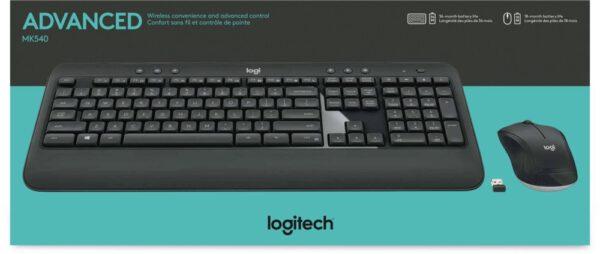 Logitech MK540 Toetsenbord + muis-2