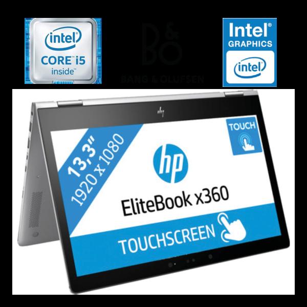 HP Elitebook X360 1030 G2 - CSV - 1